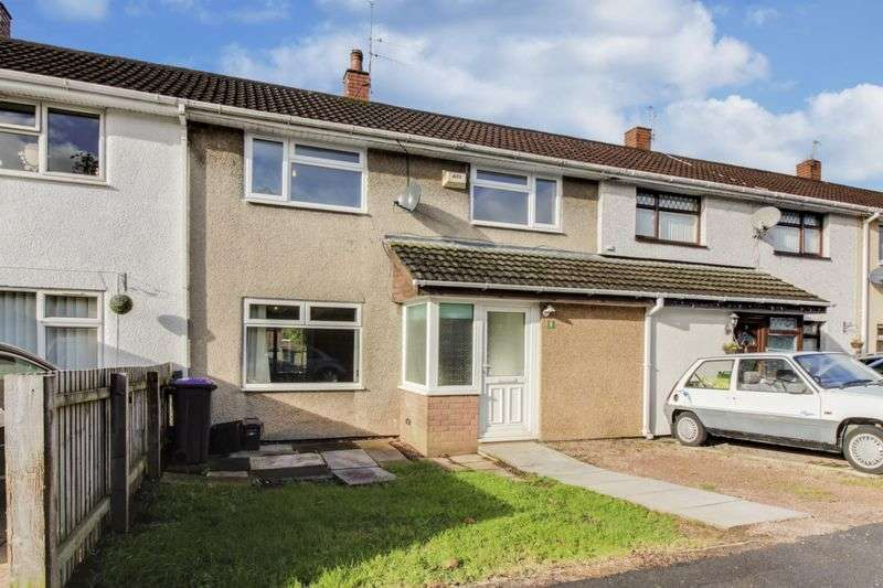 2 Bedrooms Terraced House for sale in Holly Lodge Road, Cwmbran