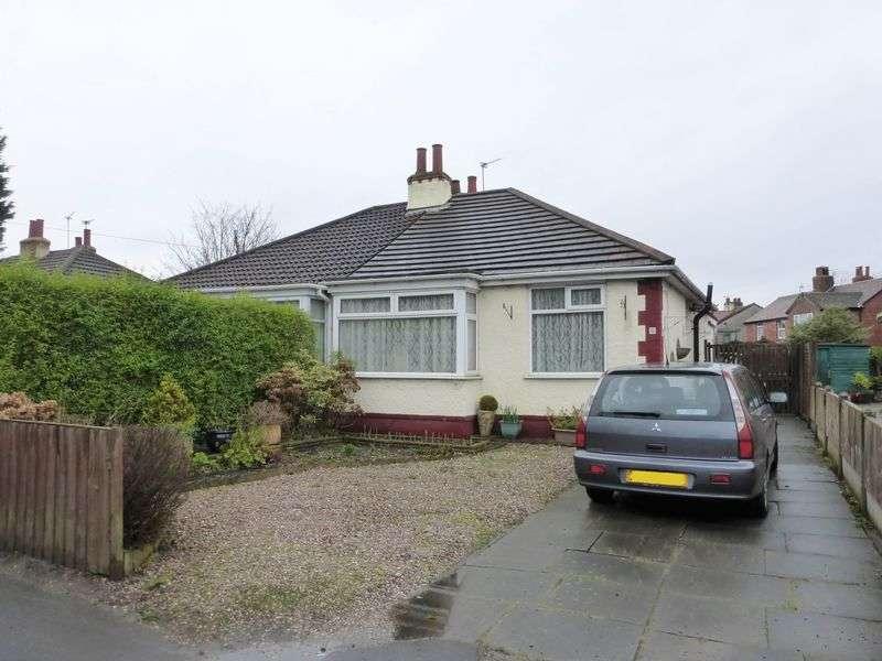 2 Bedrooms Semi Detached Bungalow for sale in Bescar Brow Lane, Scarisbrick, Ormskirk