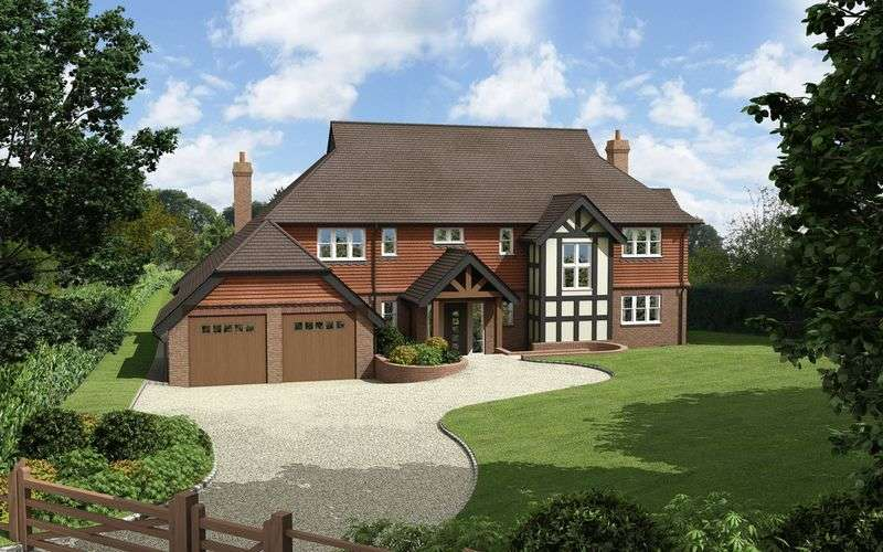 5 Bedrooms Detached House for sale in Courtmead Road, Cuckfield