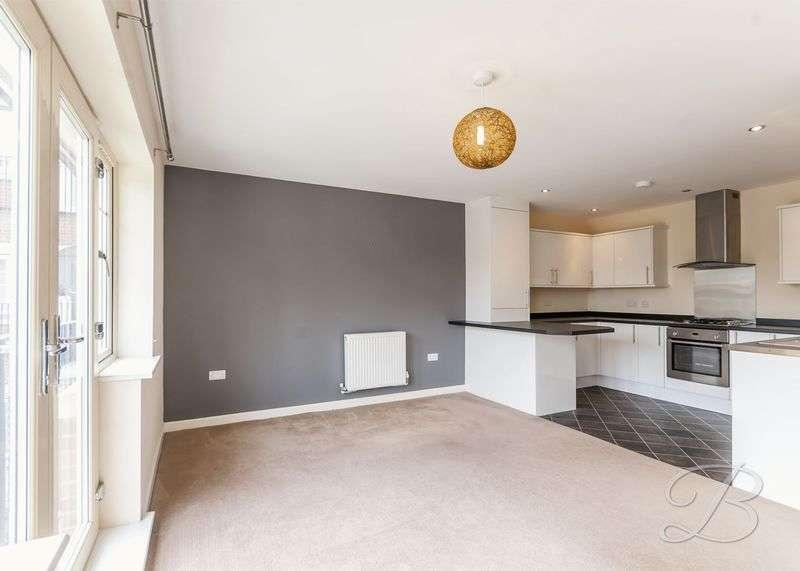 2 Bedrooms Flat for sale in Nursery Street, Mansfield