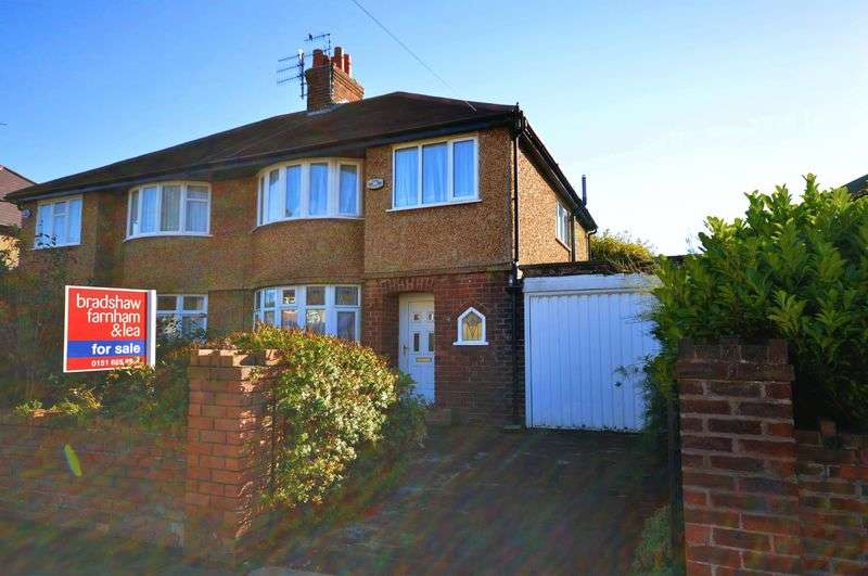 3 Bedrooms Semi Detached House for sale in Ashton Drive, West Kirby