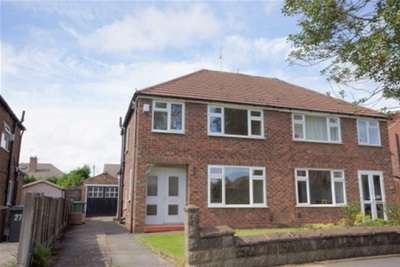 3 Bedrooms Semi Detached House for rent in Townfield Lane, Bebington