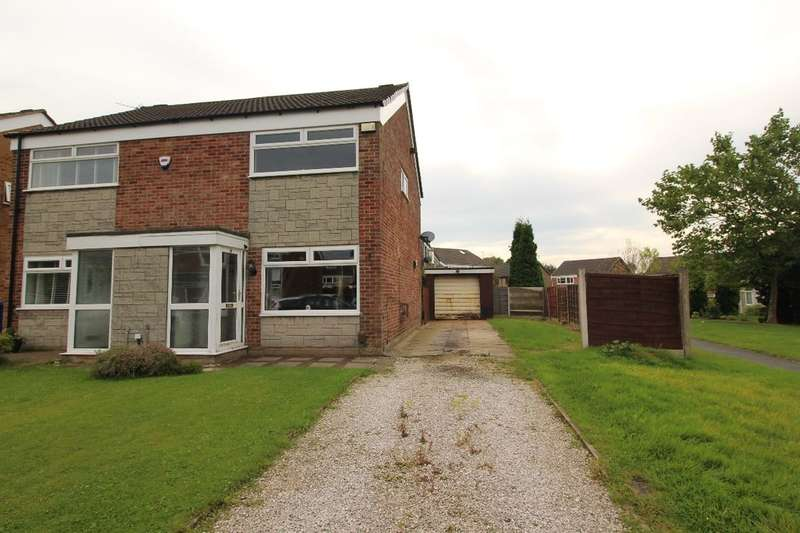 3 Bedrooms Semi Detached House for sale in Winchester Avenue, Astley,Tyldesley, Manchester, M29