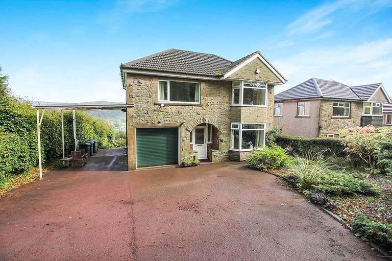 4 Bedrooms Detached House for sale in Hollins Lane, Utley, Keighley, BD20