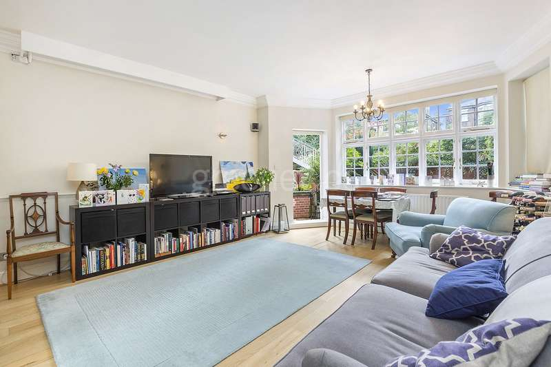 2 Bedrooms Flat for sale in Eton Avenue, Belsize Park, London, NW3