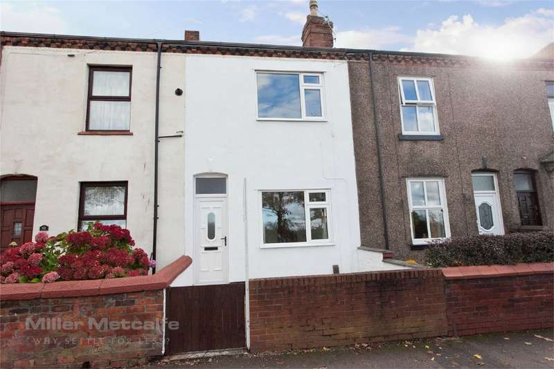 2 Bedrooms Terraced House for sale in Liverpool Road, Platt Bridge, Wigan, Lancashire
