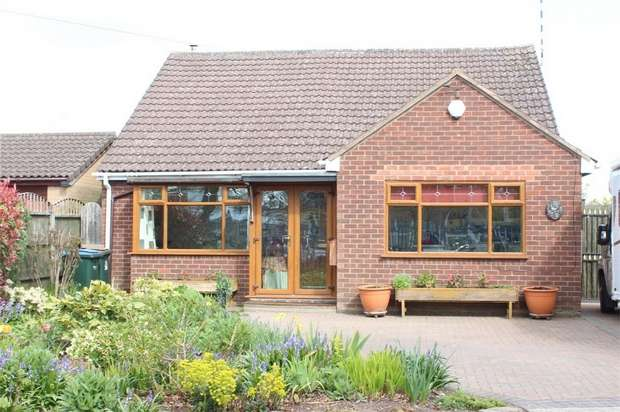 3 Bedrooms Detached Bungalow for sale in Nutbrook Avenue, Tile Hill, COVENTRY, West Midlands