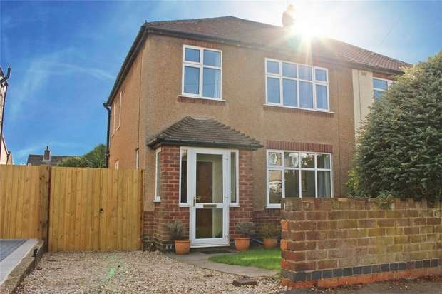 3 Bedrooms Semi Detached House for sale in 163 Wainbody Avenue South, Green Lane, Coventry
