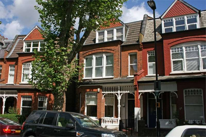 4 Bedrooms Flat for sale in Kings Avenue, Muswell Hill, London