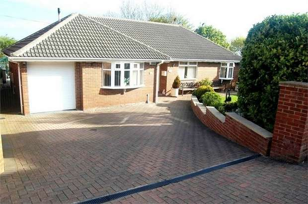3 Bedrooms Detached Bungalow for sale in Applewood Close, Hartlepool, Durham