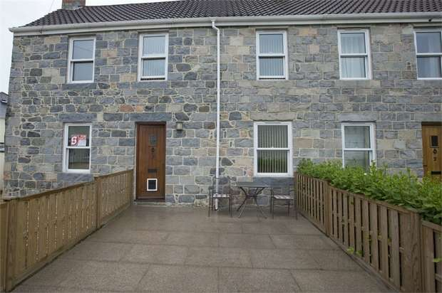 2 Bedrooms Terraced House for sale in Rouge Rue, St Peter Port, Guernsey, Channel Islands