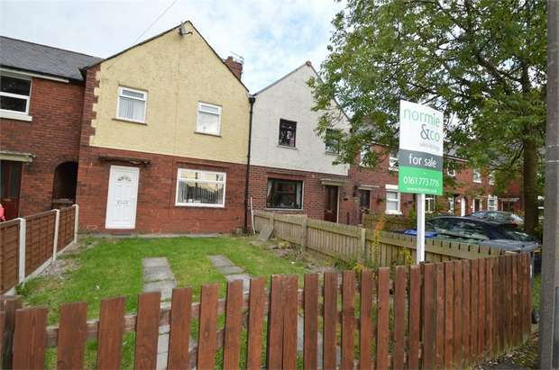 3 Bedrooms Terraced House for sale in Polefield Gardens, Prestwich, MANCHESTER, Lancashire