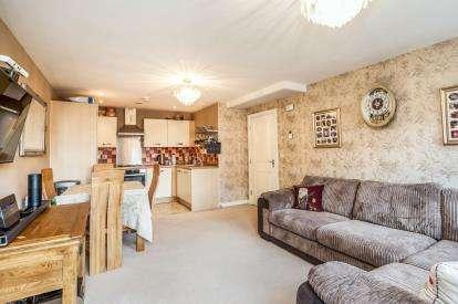 2 Bedrooms Flat for sale in Mosaic House, Midland Road, Hemel Hempstead, Hertfordshire