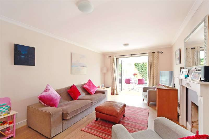3 Bedrooms Terraced House for sale in Iveley Road, Clapham Old Town, SW4