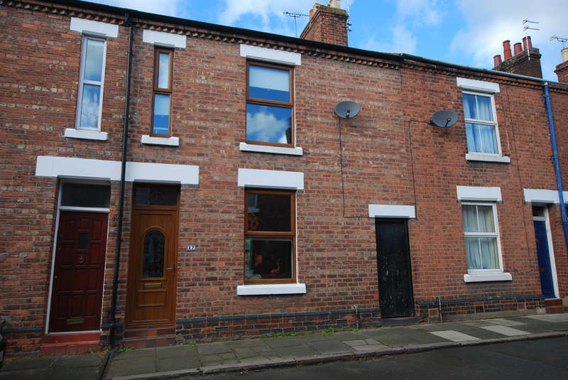 2 Bedrooms Terraced House for sale in Mount Pleasant, Saltney, Chester