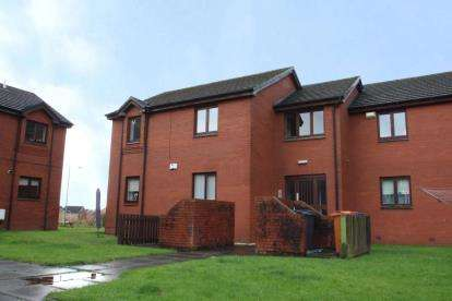2 Bedrooms Flat for sale in The Groves, Bishopbriggs