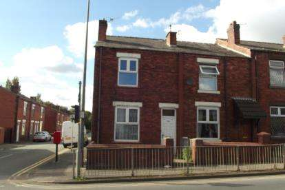 2 Bedrooms Terraced House for sale in Liverpool Road, Platt Bridge, Wigan, Greater Manchester, WN2
