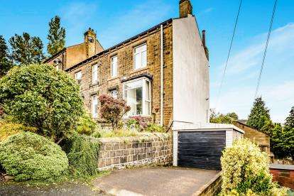 3 Bedrooms Semi Detached House for sale in Church Avenue, Linthwaite, Huddersfield, West Yorkshire