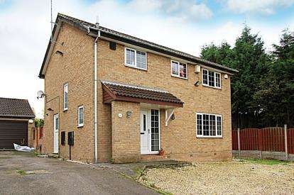 4 Bedrooms Detached House for sale in Galley Drive, Waterthorpe, Sheffield, South Yorkshire