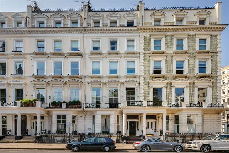 4 Bedrooms Ground Flat for sale in Collingham Road, London, SW5