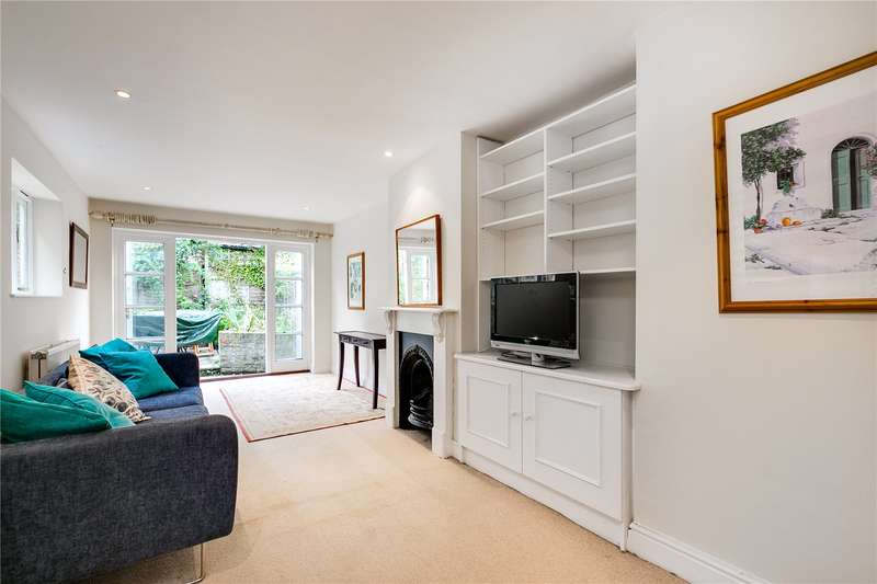 2 Bedrooms Property for sale in Comyn Road, London, SW11