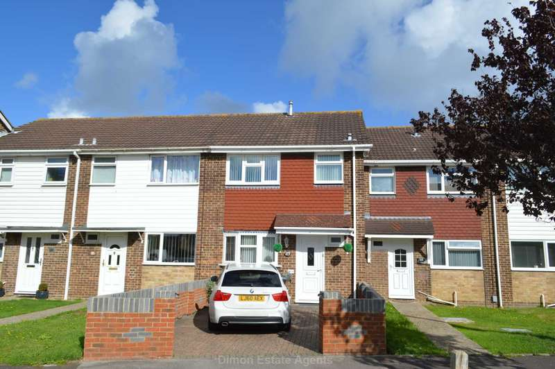 3 Bedrooms Terraced House for sale in Gregson Avenue, Bridgemary