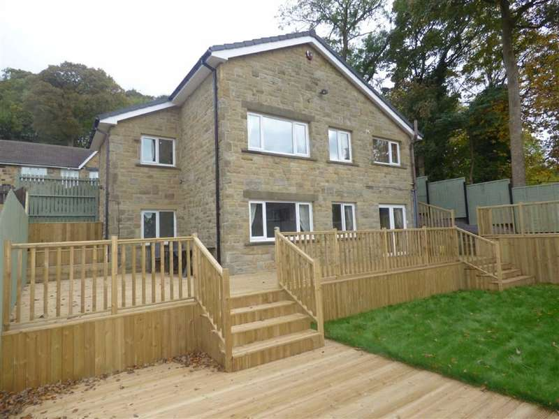 3 Bedrooms Property for sale in Mansion Gardens, Taylor Hill, HUDDERSFIELD, West Yorkshire, HD4