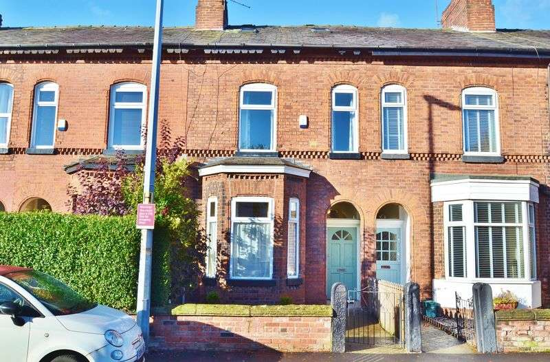 3 Bedrooms Terraced House for sale in Claremont Road, Salford