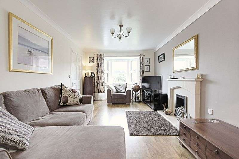 4 Bedrooms Detached House for sale in Riverbank Rise, Barton-Upon-Humber