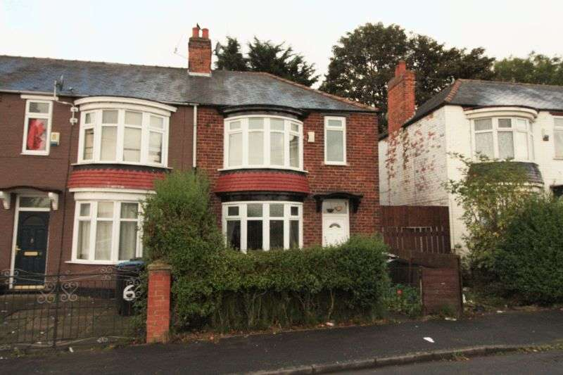 3 Bedrooms Terraced House for sale in Springvale Terrace, Middlesbrough