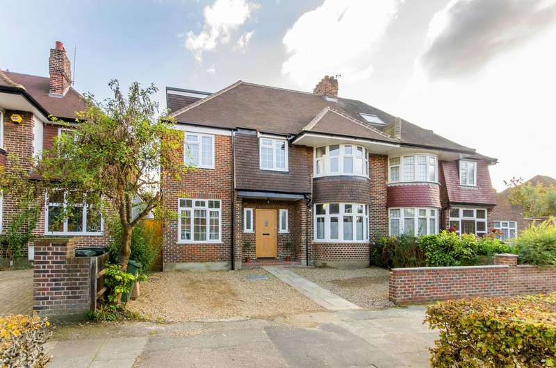 5 Bedrooms House for sale in Copse Hill, Wimbledon, SW20