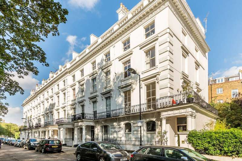 3 Bedrooms Maisonette Flat for sale in Westbourne Gardens, Notting Hill, W2