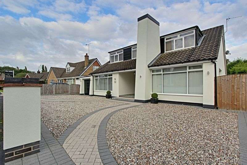 4 Bedrooms Detached House for sale in Wolfreton Garth, Kirk Ella