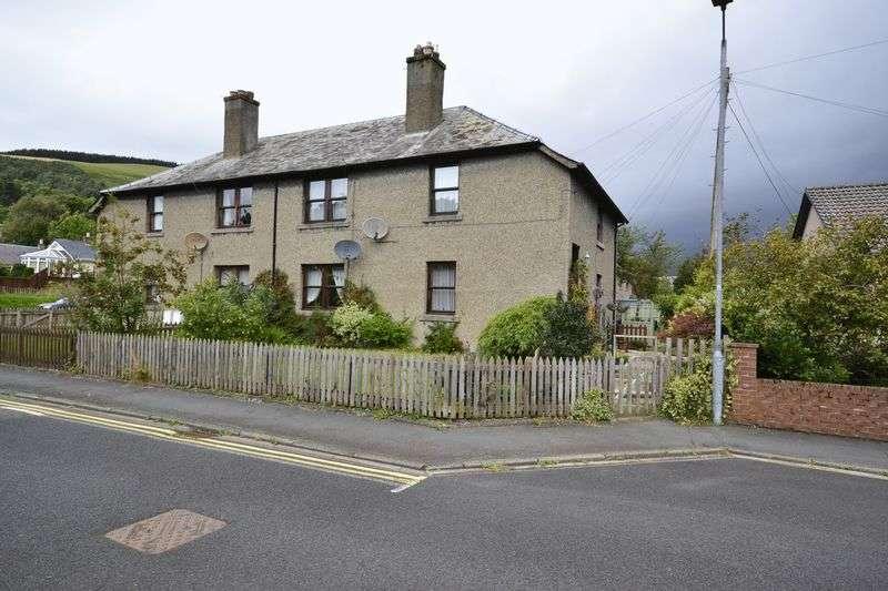 2 Bedrooms Flat for sale in 1 Church Street, Innerleithen, EH44 6JA