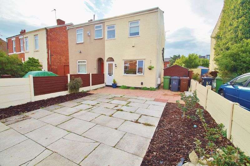 3 Bedrooms Semi Detached House for sale in Hargreaves Street, Southport