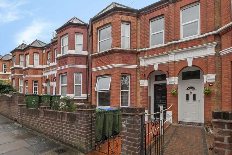 3 Bedrooms Terraced House for sale in Vernham Road, London, London, SE18