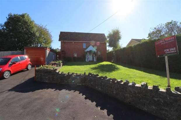 3 Bedrooms Detached House for sale in Middle Street, Ashcott