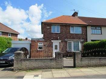 3 Bedrooms End Of Terrace House for sale in Bremhill Road, Norris Green, Liverpool