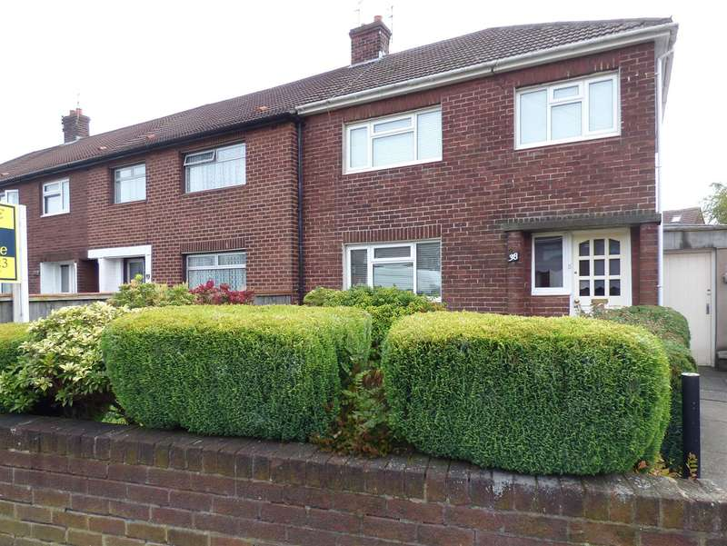 3 Bedrooms Terraced House for sale in Birch Road, Huyton, Liverpool