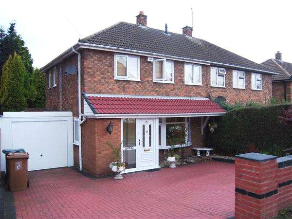 3 Bedrooms Semi Detached House for sale in Commonside, Walsall