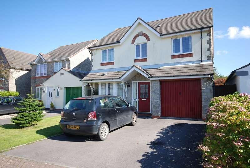4 Bedrooms Detached House for sale in Cwrt Syr Dafydd, Llantwit Major, Vale of Glamorgan, CF61 2SR