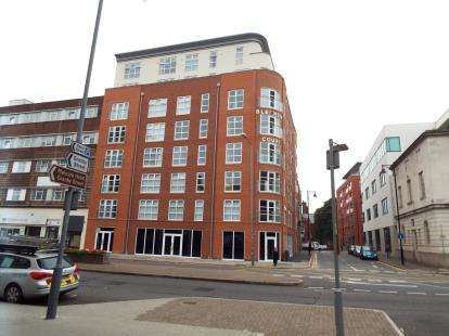 3 Bedrooms Flat for sale in Flat 20, 2 Charles Street, Leicester, Leicestershire