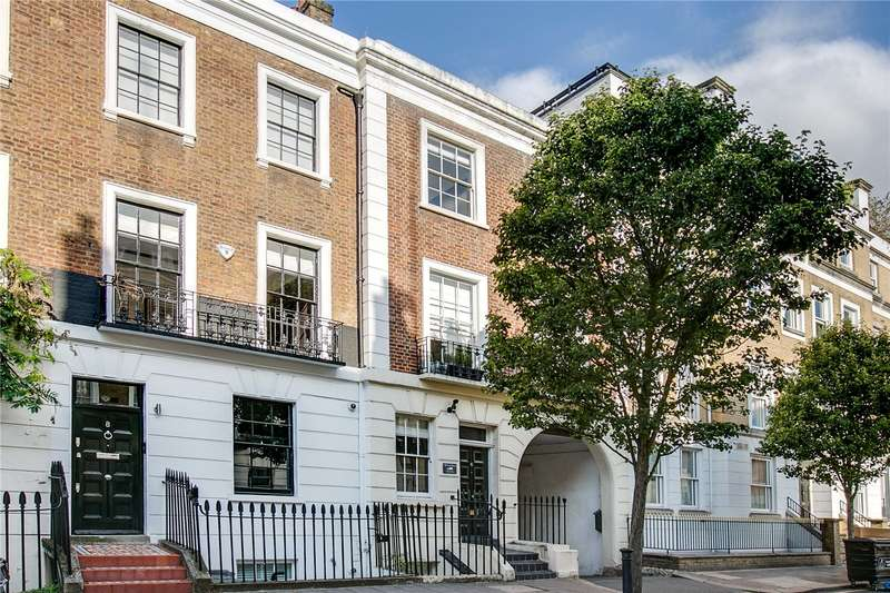 4 Bedrooms Terraced House for sale in Hugh Street, London, SW1V