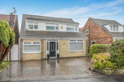 4 Bedrooms Detached House for sale in Greenloons Drive, Formby, Liverpool, Merseyside, L37