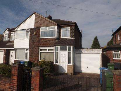 2 Bedrooms Semi Detached House for sale in Walton Avenue, Penketh, Warrington, Cheshire, WA5