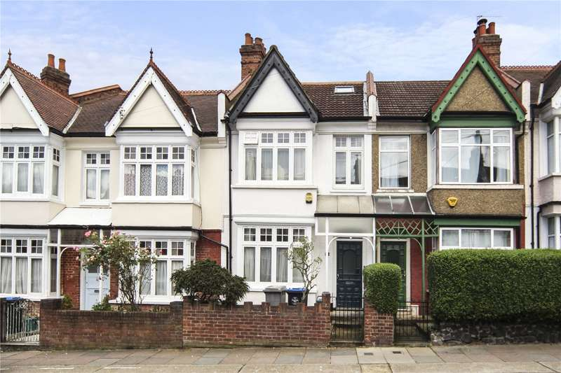 4 Bedrooms Terraced House for sale in Sellons Avenue, London, NW10