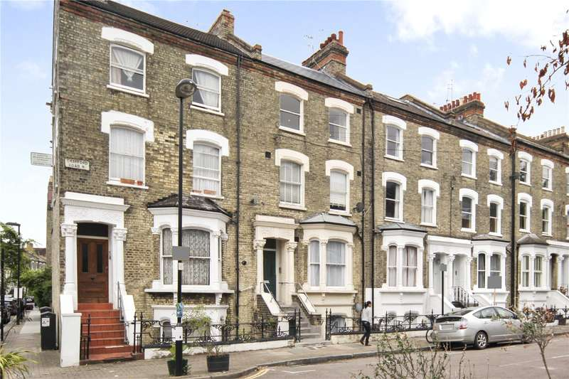 2 Bedrooms Flat for sale in Crayford Road, London, N7
