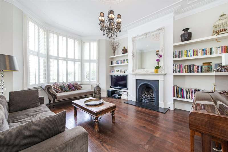 2 Bedrooms Ground Flat for sale in Fernhead Road, London, W9