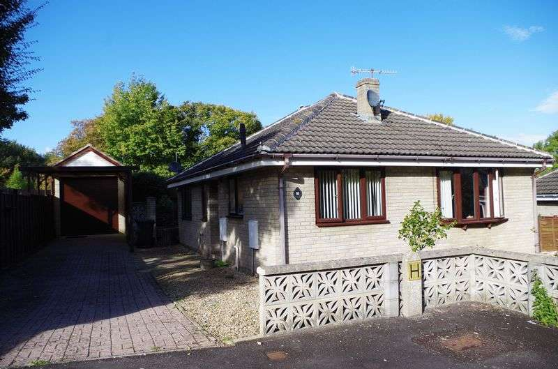 2 Bedrooms Detached Bungalow for sale in Beechmount Close, Weston-Super-Mare