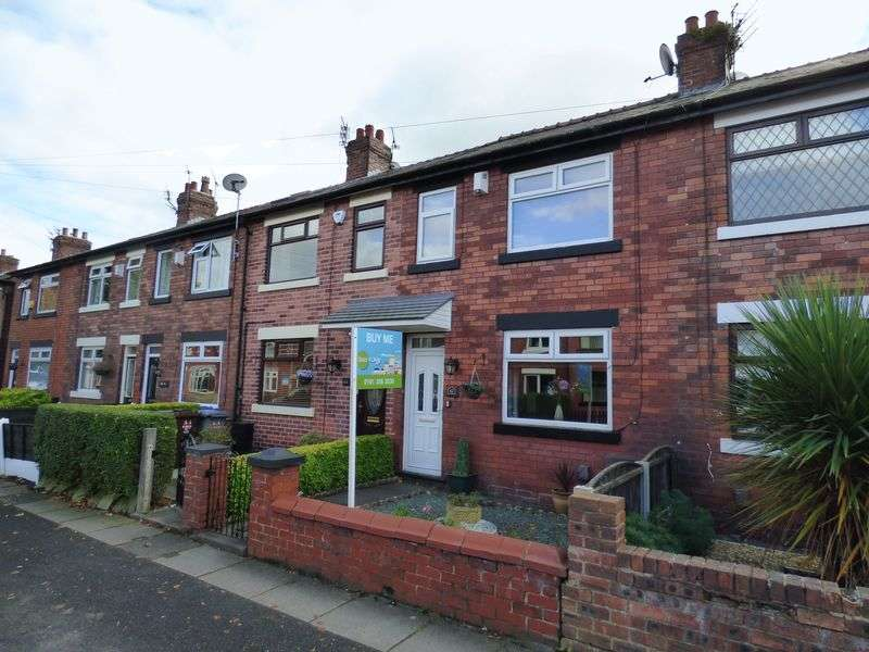 3 Bedrooms Terraced House for sale in Prince Edward Avenue, Manchester